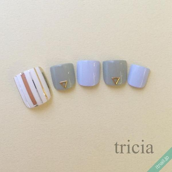 triciaが投稿したネイルデザイン [photoid:I0000192] via Itnail Design (640156)