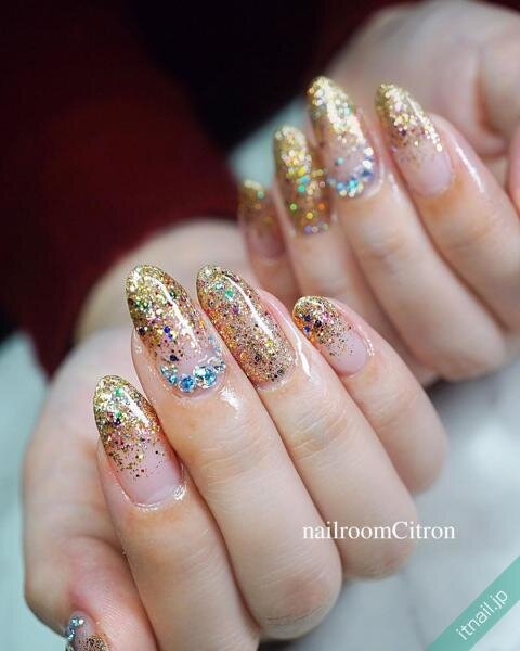 nailroom Citronが投稿したネイルデザイン [photoid:I0074599] via Itnail Design (640319)