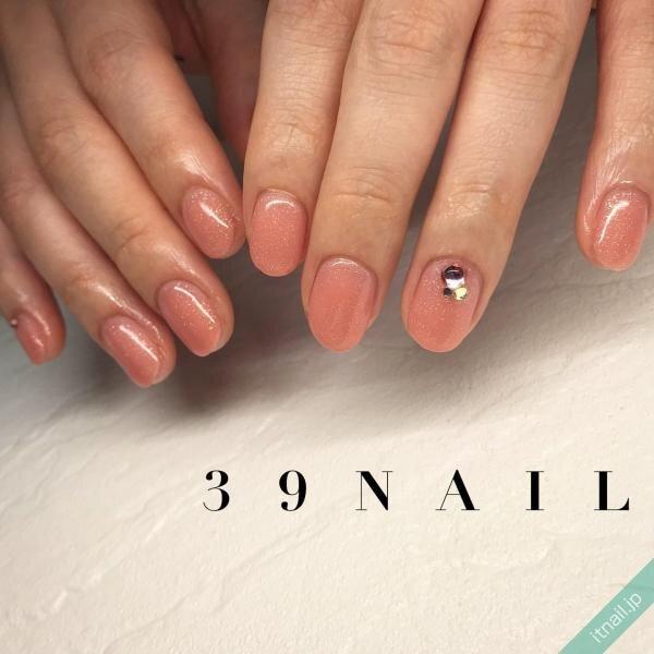 39NAILが投稿したネイルデザイン [photoid:I0085445] via Itnail Design (640473)