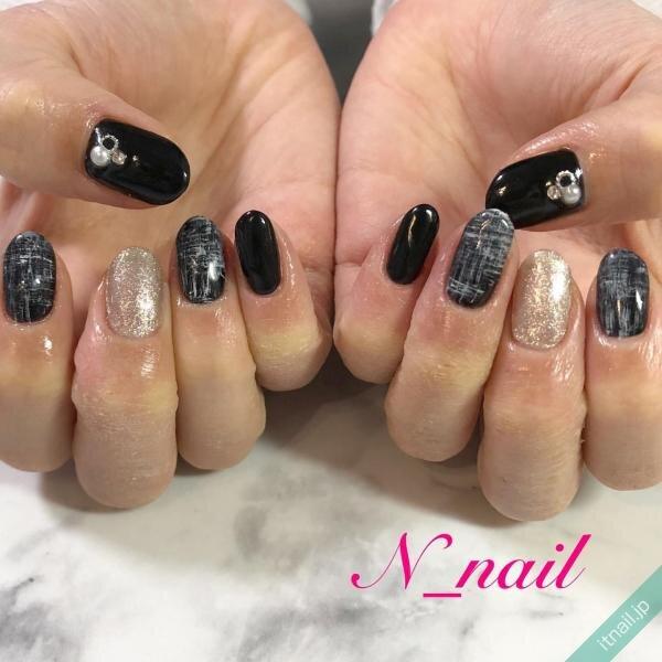 N_nailが投稿したネイルデザイン [photoid:I0094776] via Itnail Design (640528)