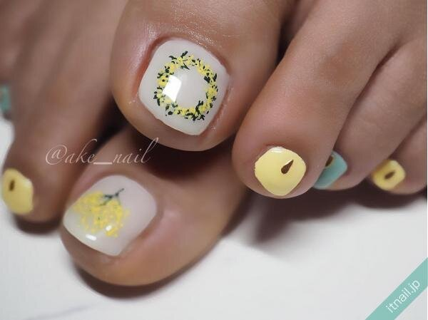 Private salon Ake nailが投稿したネイルデザイン [photoid:I0068128] via Itnail Design (640744)
