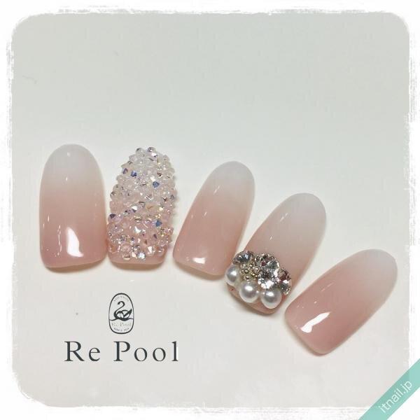 Re Poolが投稿したネイルデザイン [photoid:I0054721] via Itnail Design (640818)