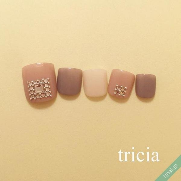 triciaが投稿したネイルデザイン [photoid:I0000299] via Itnail Design (640886)