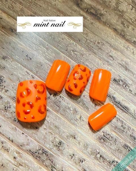 mint nailが投稿したネイルデザイン [photoid:I0094562] via Itnail Design (640968)