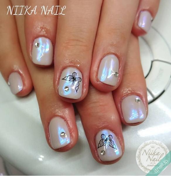 Niika Nailが投稿したネイルデザイン [photoid:I0089730] via Itnail Design (640975)