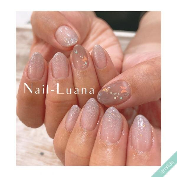 Nail-Luanaが投稿したネイルデザイン [photoid:I0093306] via Itnail Design (640982)