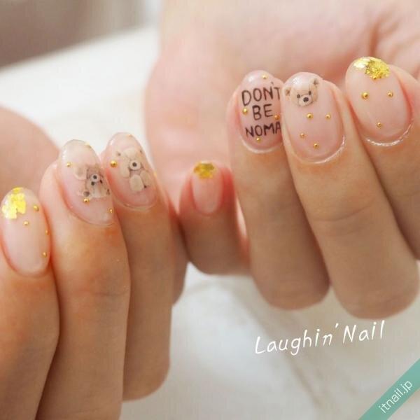 Laughin'Nailが投稿したネイルデザイン [photoid:I0071223] via Itnail Design (641151)