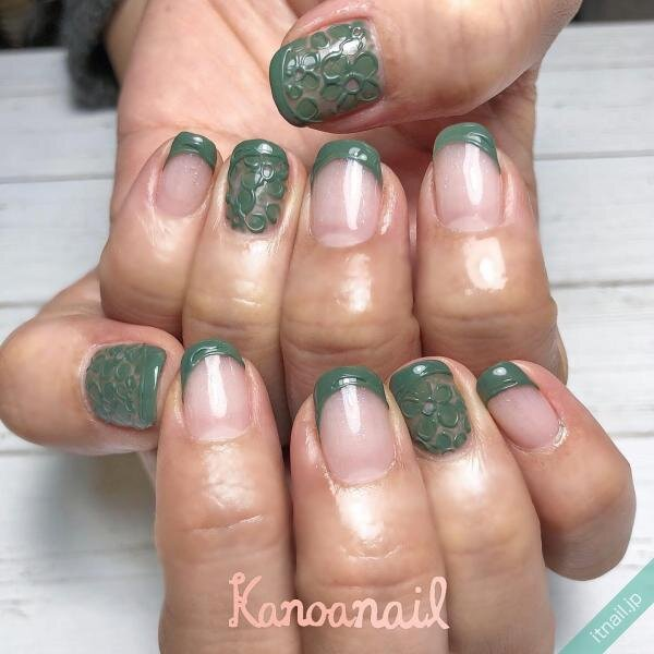 Kanoanailが投稿したネイルデザイン [photoid:I0083393] via Itnail Design (641272)