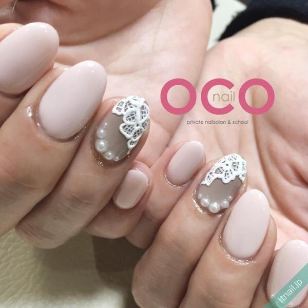 OCO nailが投稿したネイルデザイン [photoid:I0007592] via Itnail Design (641283)