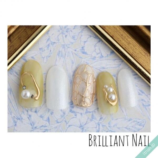 Brilliant Nailが投稿したネイルデザイン [photoid:I0089156] via Itnail Design (641291)