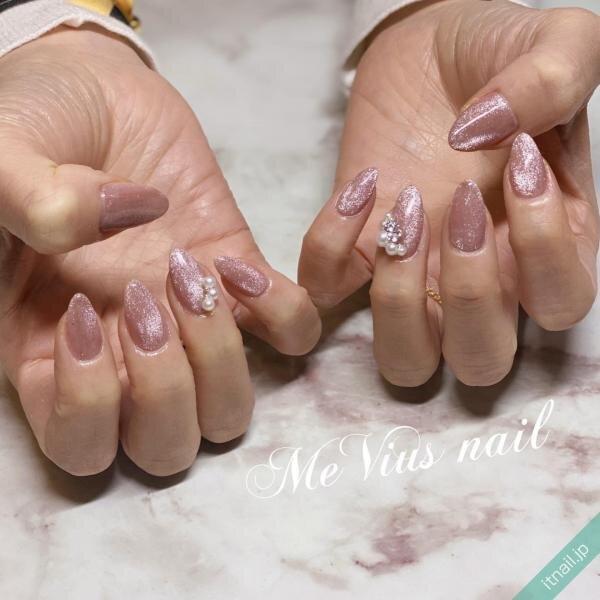 MeVius nailが投稿したネイルデザイン [photoid:I0093188] via Itnail Design (641791)