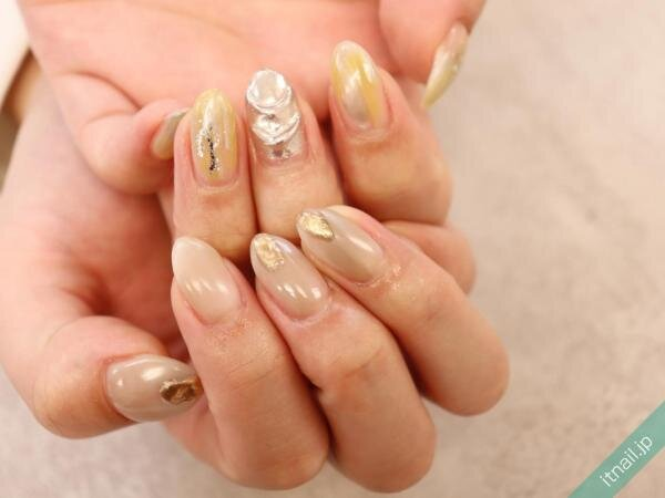 Dolce.Nailが投稿したネイルデザイン [photoid:I0093903] via Itnail Design (641912)