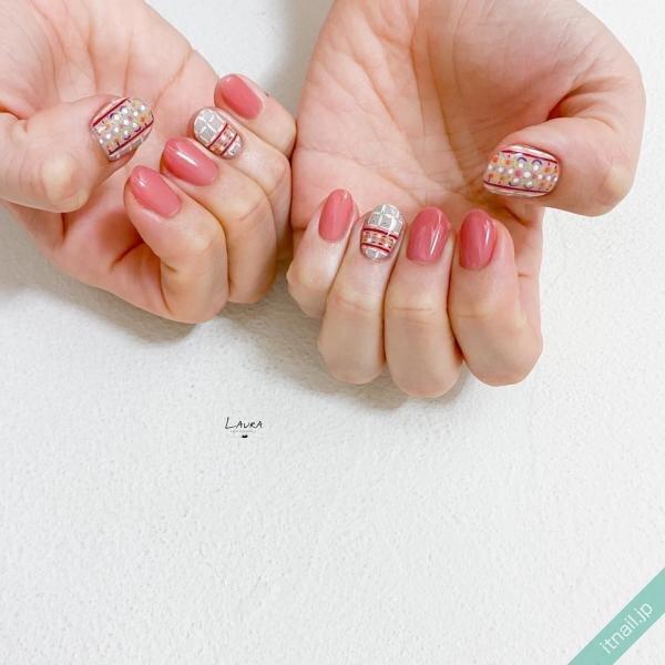 LAURA POMPONNEEが投稿したネイルデザイン [photoid:I0095259] via Itnail Design (642039)