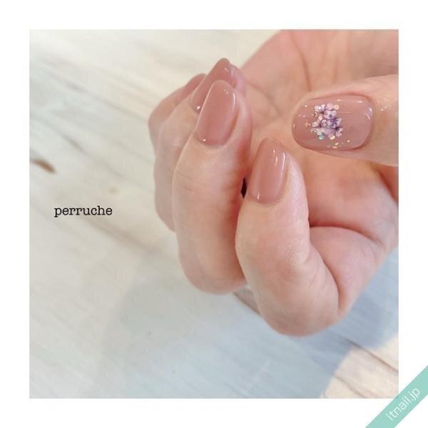 perrucheが投稿したネイルデザイン [photoid:I0080175] via Itnail Design (642304)
