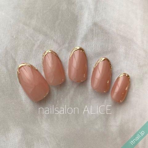 nailsalon ALICEが投稿したネイルデザイン [photoid:I0095536] via Itnail Design (642484)