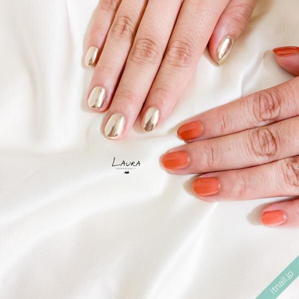 LAURA POMPONNEEが投稿したネイルデザイン [photoid:I0090154] via Itnail Design (642886)