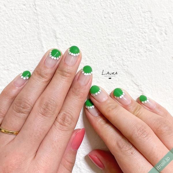 LAURA POMPONNEEが投稿したネイルデザイン [photoid:I0095239] via Itnail Design (643061)