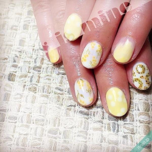 Petit Nail Miuが投稿したネイルデザイン [photoid:I0095754] via Itnail Design (643083)