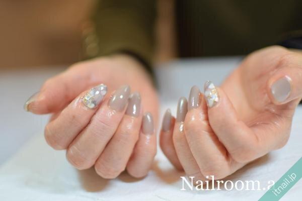 Nailroom彩が投稿したネイルデザイン [photoid:I0096010] via Itnail Design (643518)