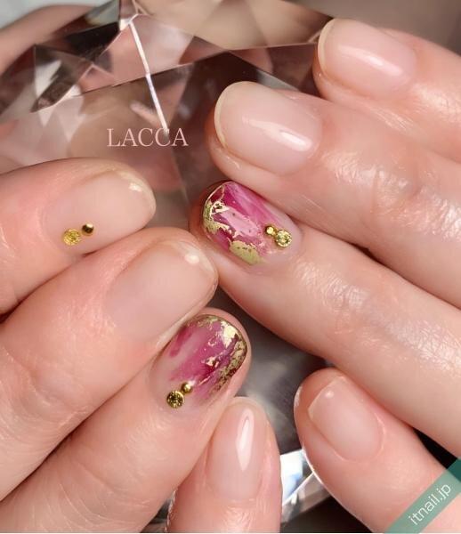 LACCAが投稿したネイルデザイン [photoid:I0086882] via Itnail Design (643758)
