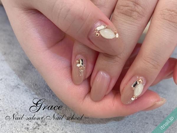 Graceが投稿したネイルデザイン [photoid:I0095993] via Itnail Design (643819)