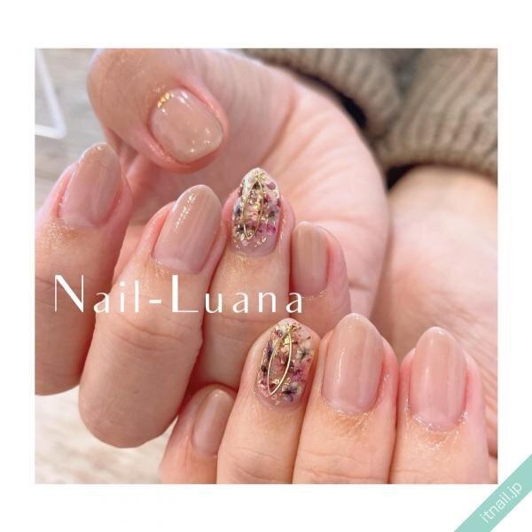 Nail-Luanaが投稿したネイルデザイン [photoid:I0096605] via Itnail Design (644228)