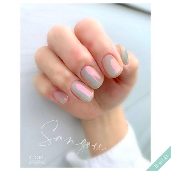 ねいる屋〜SANZOU〜が投稿したネイルデザイン [photoid:I0090979] via Itnail Design (644262)
