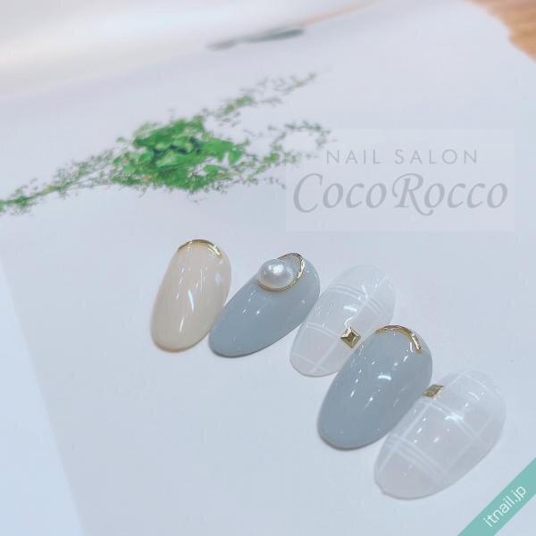 CocoRoccoが投稿したネイルデザイン [photoid:I0096591] via Itnail Design (644380)