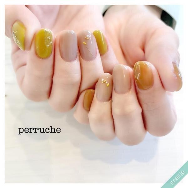 perrucheが投稿したネイルデザイン [photoid:I0096662] via Itnail Design (644574)
