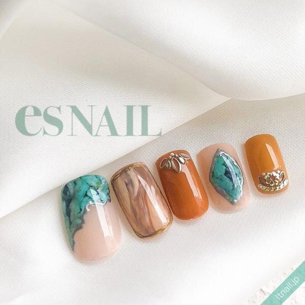 esNAILが投稿したネイルデザイン [photoid:I0086306] via Itnail Design (644791)