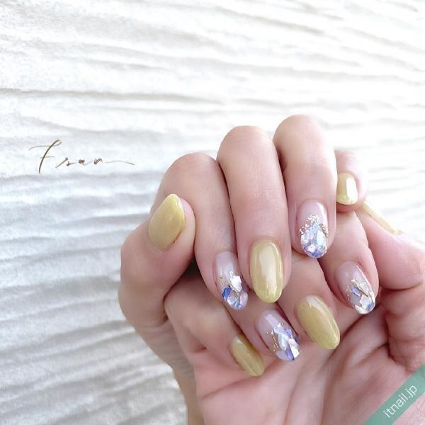Franが投稿したネイルデザイン [photoid:I0096843] via Itnail Design (644896)