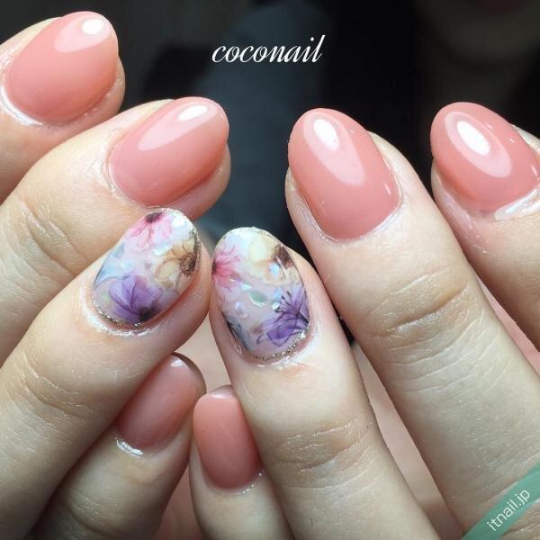 coconailが投稿したネイルデザイン [photoid:I0049264] via Itnail Design (644912)