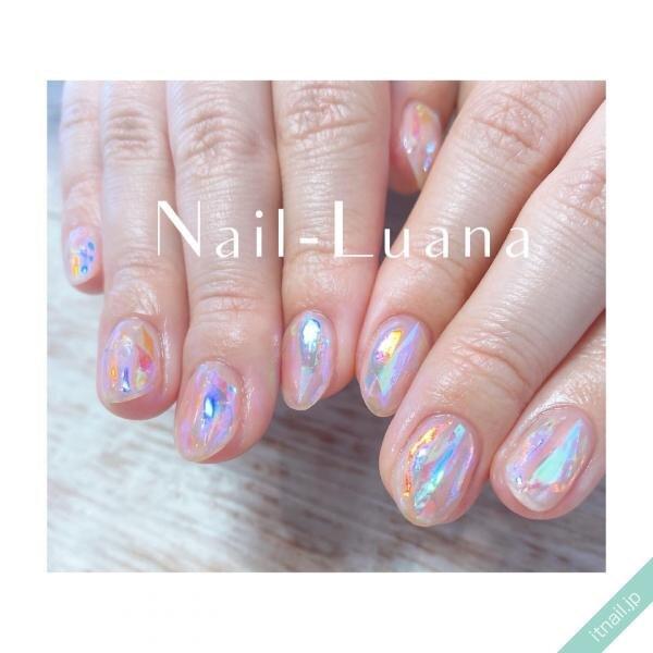 Nail-Luanaが投稿したネイルデザイン [photoid:I0096615] via Itnail Design (644948)