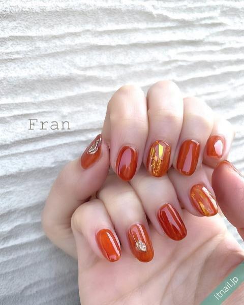 Franが投稿したネイルデザイン [photoid:I0096858] via Itnail Design (644952)