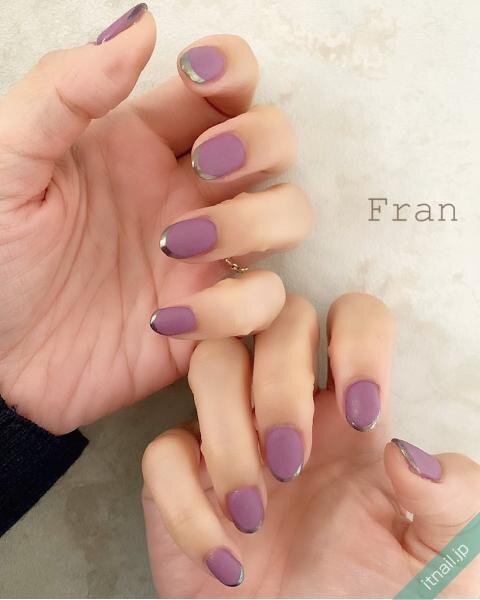Franが投稿したネイルデザイン [photoid:I0093557] via Itnail Design (645002)