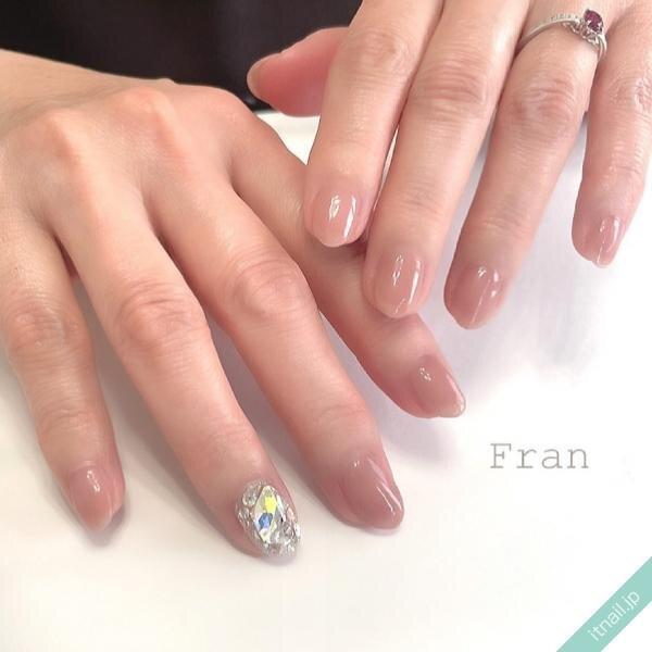 Franが投稿したネイルデザイン [photoid:I0096879] via Itnail Design (645116)