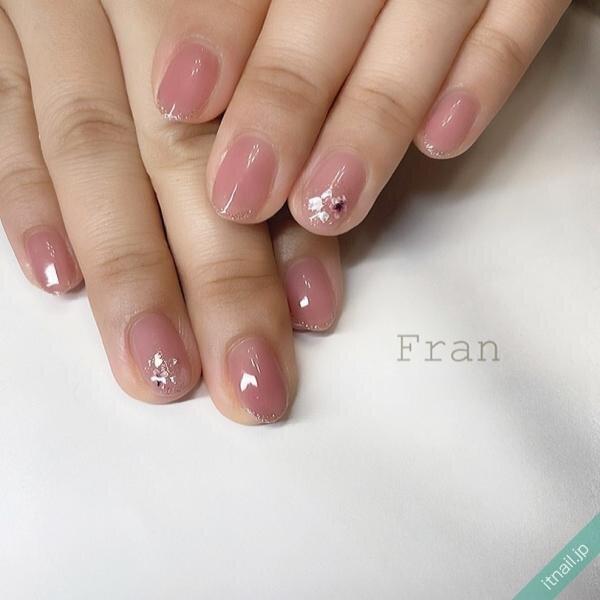 Franが投稿したネイルデザイン [photoid:I0096866] via Itnail Design (645118)