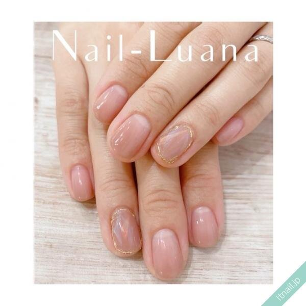 Nail-Luanaが投稿したネイルデザイン [photoid:I0096619] via Itnail Design (645126)