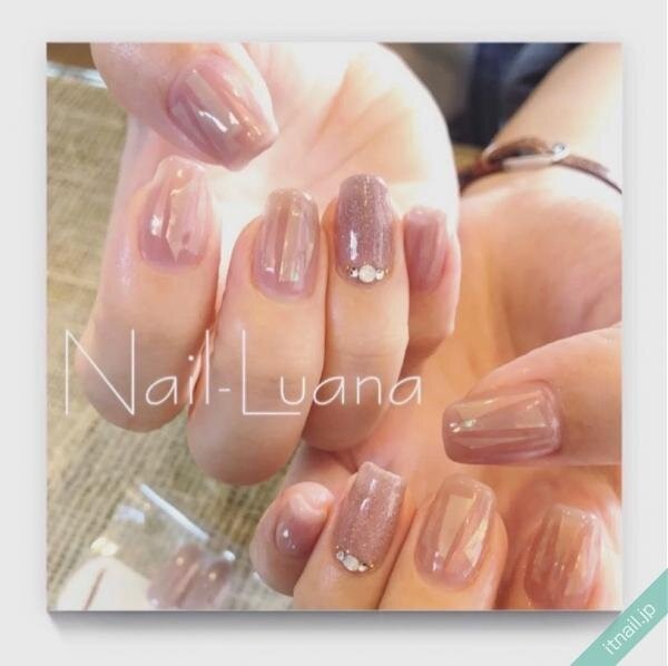 Nail-Luanaが投稿したネイルデザイン [photoid:I0096620] via Itnail Design (645307)