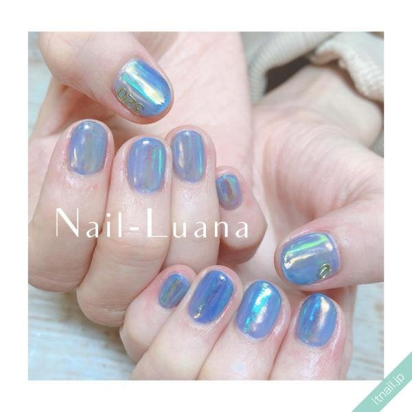 Nail-Luanaが投稿したネイルデザイン [photoid:I0096616] via Itnail Design (645468)