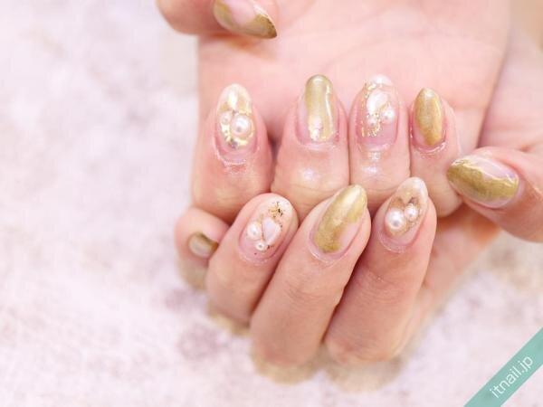 Dolce.Nailが投稿したネイルデザイン [photoid:I0097097] via Itnail Design (645493)