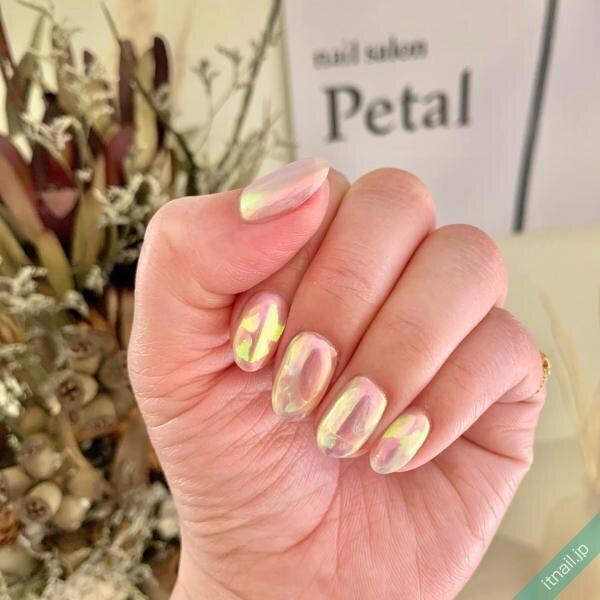 nail salon Petalが投稿したネイルデザイン [photoid:I0095679] via Itnail Design (645794)