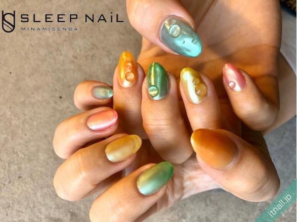 SLEEP NAiLが投稿したネイルデザイン [photoid:I0085753] via Itnail Design (646472)