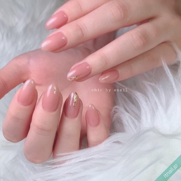 chic by enailが投稿したネイルデザイン [photoid:I0097758] via Itnail Design (646508)
