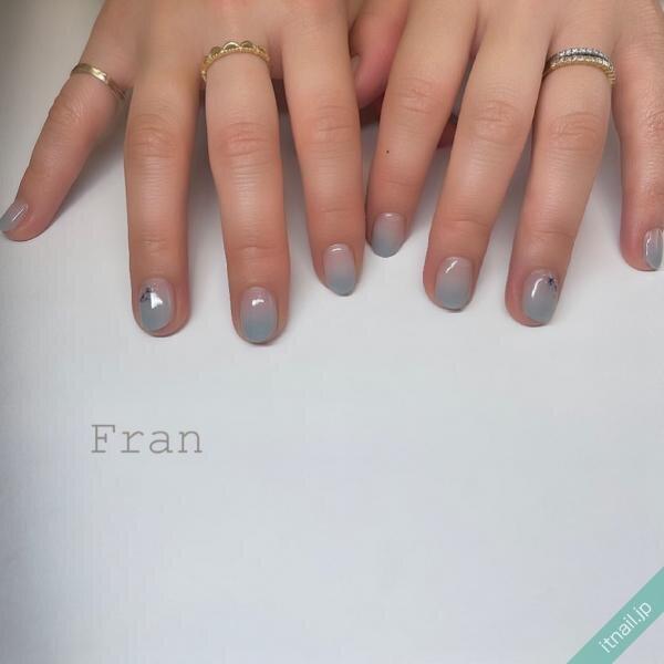Franが投稿したネイルデザイン [photoid:I0096867] via Itnail Design (646522)
