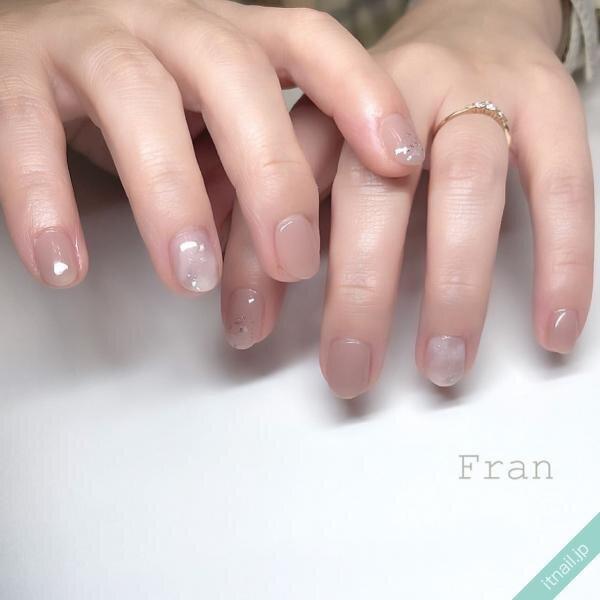 Franが投稿したネイルデザイン [photoid:I0096874] via Itnail Design (646654)