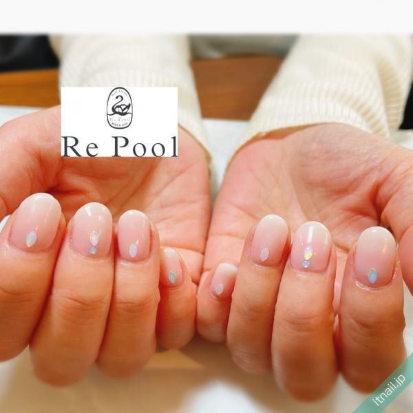 Re Poolが投稿したネイルデザイン [photoid:I0097330] via Itnail Design (646813)
