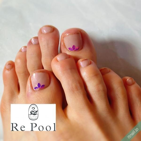 Re Poolが投稿したネイルデザイン [photoid:I0097322] via Itnail Design (646814)