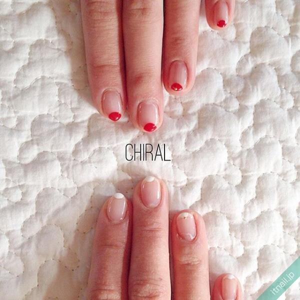Nail Salon Chiralが投稿したネイルデザイン [photoid:I0016285] via Itnail Design (646942)