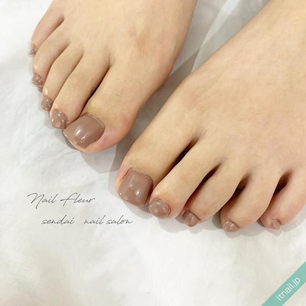 Nail fleurが投稿したネイルデザイン [photoid:I0095155] via Itnail Design (646974)